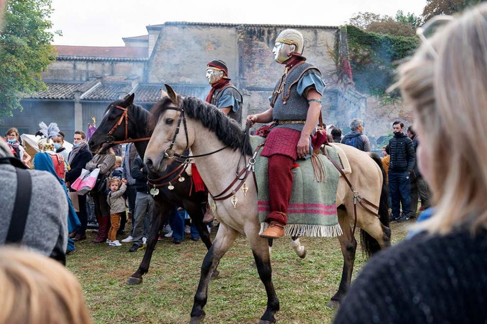 Festival romain