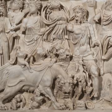 Sarcophage de Bacchus
