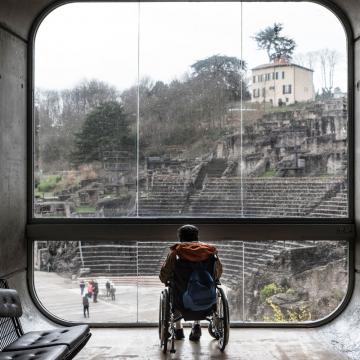 Accessibilité / Lugdunum