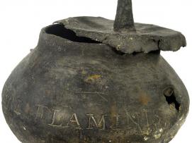 Urne funéraire antique