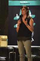 Sarah Huet, lauréate du prix du jeune chercheur 2018