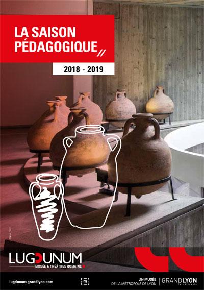 La saison pédagogique / Lugdunum