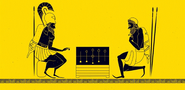 Exposition Ludique, jouer dans l'Antiquité