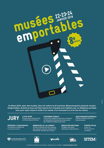 Festival musées (em)portables